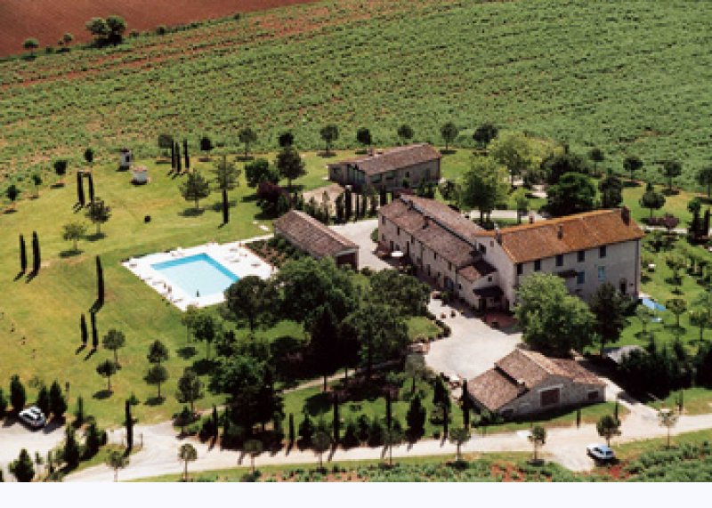 Toscana agriturismo fattoria nerbona for Migliori piani di fattoria