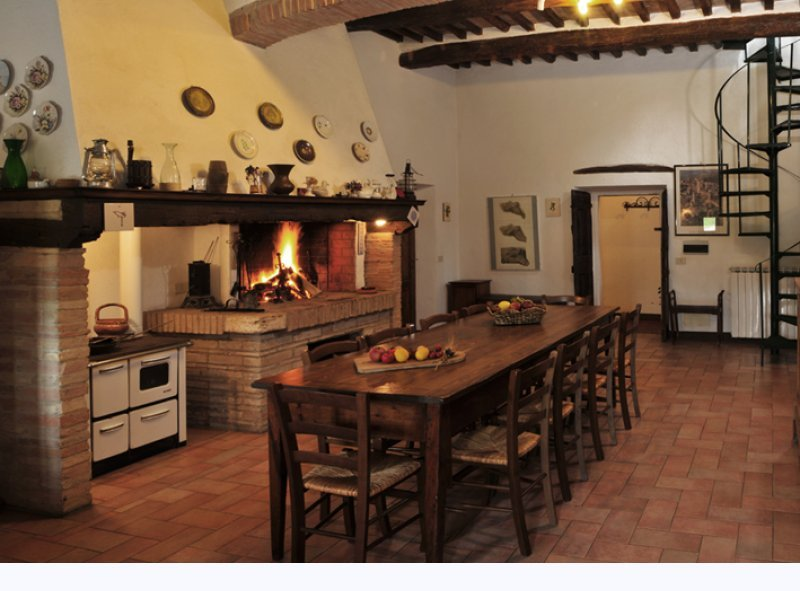 Toscana agriturismo poggiacolle for Piccoli progetti di case toscane